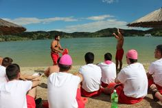 ISLA'S 1st European Lifeguard Exchange and Training Course! Read more about this project...