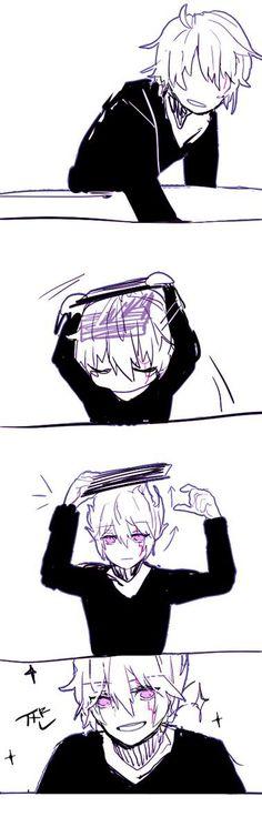 Kuroshi : EH!!!
