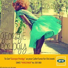 Georgie Pordgy - Single by Liz Ogumbo African Girl, Culture, Album, Music, Image, Musica, Musik, Muziek, Music Activities