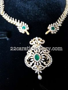 Diamond Necklace Detachable Pendant