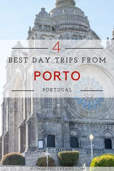 5 Best Day Trips from Porto, Portugal Porto Portugal, Portugal Travel, Travel Europe Cheap, France Travel, Weekend Trips, Weekend Getaways, Day Trips From Porto, Vacation Places, Vacations