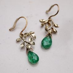 PLANT / PLANT hand made jewelry -Earrings011