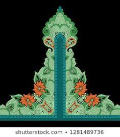 Stock Photo and Image Portfolio by Jugni Jania Textiles, Textile Patterns, Textile Prints, Textile Design, Waves Symbol, Indian Elephant, Illustration, Instagram Story Template, Line Patterns
