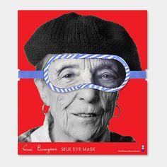Louise Bourgeois Eye Mask | MoMA