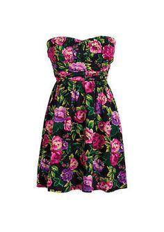 Jada Floral Dress - Teen Fashion Photo (10770948) - Fanpop fanclubs