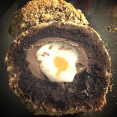 Brownie Heaven Scotch Creme Egg YUMYUMYUM!