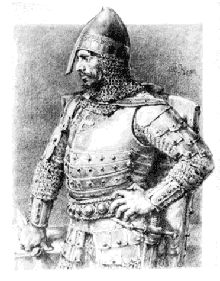 Portret Konrada Mazowieckiego
