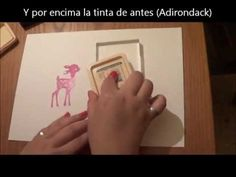 ▶ Truco de scrap: Estampar sellos de forma definida - YouTube