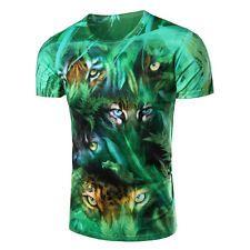 5ed8b84e34ec 3d t-shirt. Animal Print T ShirtsShirt PrintCheap ...