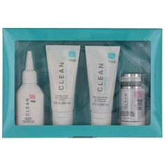 Clean 4 Piece Essential Collection