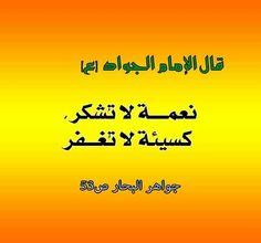 الامام الجواد علية السلام