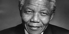 Nelson Mandela - for standing up for what was right, and for leading the charge to forgive all that was wrong.