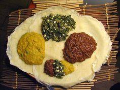 kik alicha (Ethiopian stewed yellow lentils)
