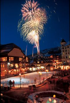 Beaver Creek Fireworks.... Can't come soon enough!!!!