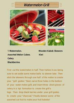 Big Taste Grill – Watermelon Grill