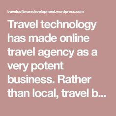How to find best #hotel #room #reservations #software with Hotel CRS and Hotel Extranet Modules?  Travel technology has made online travel agency as a very potent business. Rather than local, travel business has gone global. When you are thinking of establishing a B2B (Business to Business) online travel agency, it is immensely important to choose the right hotel reservation system software.  #dubai #abudhabi #uae #muscat #oman
