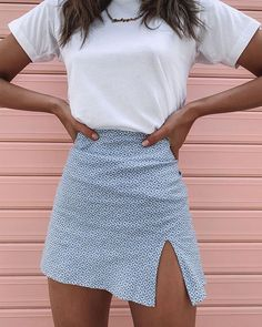 cute outfits for school . cute outfits for winter . cute outfits with leggings . cute outfits for school for highschool . cute outfits for women . cute outfits with jeans Teen Fashion Outfits, Mode Outfits, Look Fashion, Trendy Outfits, Classy Fashion, Floral Outfits, Woman Fashion, Modern Fashion, White Girl Outfits