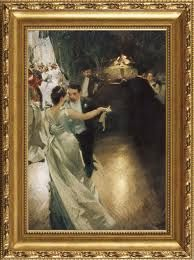 The Waltz, by Zorn (As seen at the Biltmore in Asheville, NC) Ashville Nc, Romantic Paintings, Frames For Canvas Paintings, Canvas Artwork, Biltmore Estate, Ballroom Dancing, Dance Art, Historic Homes, Beautiful Gardens