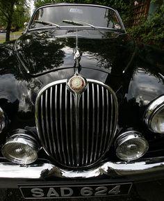 1962 Jaguar MK2 -