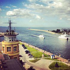 Latarnia Morska #Gdańsk #harbor #nowy port
