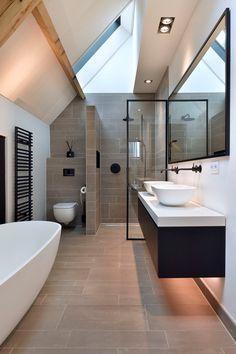 Interior Design Minimalist, Home Interior Design, Modern Interior Design, Interior Design Inspiration, Interior Ideas, Dream Bathrooms, Beautiful Bathrooms, Bathroom Design Luxury, Apartment Bathroom Design