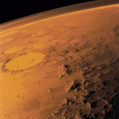We arrive at Mars today! After a 10-month, 442 million mile journey, our Mars Atmosphere and Volatile Evolution (MAVEN) is set to enter Martian orbit at approximately 9:50 p.m. EDT tonight. NASA TV coverage begins at 9:30 p.m.  It is the first spacecraft dedicated to exploring the upper atmosphere of Mars, answering important questions about the planet's history and climate.  Image Credit: NASA (This Viking 1 orbiter)  #nasa #maven #mars #space #planets #journeytomars #climate #atmosphere…