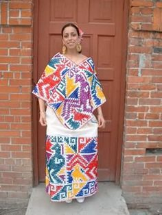 Traje regional de Hidalgo, Mexico -- Traveling to Mexico? Affordable and stylish vacation rentals http://www.goldsuites.com