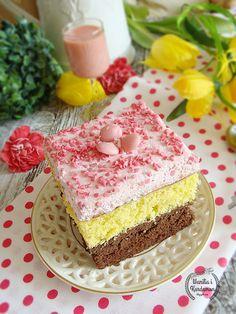 Wanilia i Kardamon: Ciasto czekoladowo –truskawkowe