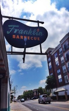 Headed to Austin, Texas? Add Franklin Barbecue to your #TexasToDo list!