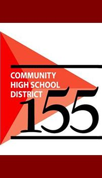 Community High School District 155  1 South Virginia Road  Crystal Lake, IL  815-455-8500