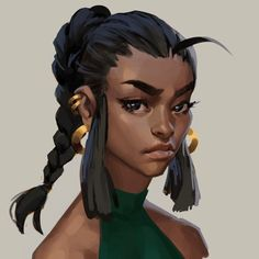 Men of Color In Fantasy Art — barkode: stuff for a personal project Female Character Design, Character Creation, Character Drawing, Character Design Inspiration, Character Illustration, Character Concept, Concept Art, Fantasy Characters, Female Characters