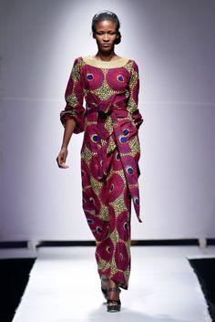 nice top  /  zimbabwe fashion week 2013 - Google Search