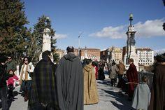Grupo Pastores se suma a las actividades medievales que del 21 al 23 de febrero
