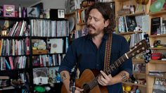Formerly half of The Civil Wars, the singer-songwriter returns to perform three rearranged songs from his solo debut, Beulah.