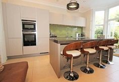 Cashmere Matt Finish Kitchen