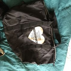 Victoria Secret weekender Extra large bag w smaller bag included Victoria's Secret Bags Travel Bags
