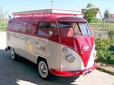 VW Coca-Cola  American Warehouse - Big Boys Toys