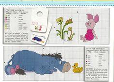 Pooh bib