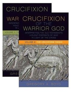 books and magazines: Crucifixion Of The Warrior God By Gregory A. Boyd Paperback Book -> BUY IT NOW ONLY: $43.01 on eBay!