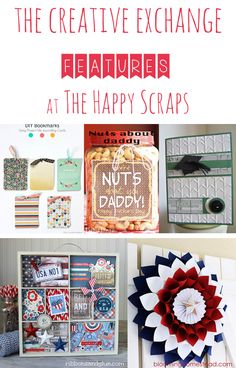 The Creative Exchange Party Features - The Happy Scraps