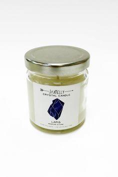 Crystal Candle: Lapis