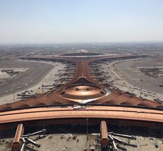 King Abdulaziz International Airport ~ Jeddah, Saudi Arabia