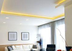 De beste løsningene for LED-belysning av ditt smarthus! Led, Home Automation, Smart Home, Curtains, Home Decor, Homemade Home Decor, Interior Design, Home Interiors, Decoration Home