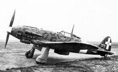 1943 Photo Wrecked Italian Fiat CR42 /& G50 Aircraft-Tripoli,Libya-World War 2