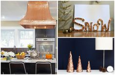 HGTV's Color of the Month Glitters, But Isn't Gold (http://blog.hgtv.com/design/2013/12/02/december-2013-color-of-the-month-copper/?soc=pinterest)