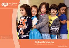 Cultural inclusion Author: Melinda G. Miller Published: 2017 Pages: 28 ECA Code: EDL1702 All children have a right to experience a sense of belonging in early childhood settings. A sense of belonging ensures that children see their culture, identity and language reflected in their daily program. However, for children from diverse cultural and linguistic backgrounds, … How Does Learning Happen, Teacher Registration, Early Childhood Australia, Creative Kids, Baby Kids, Identity, Preschool, Language, Challenges