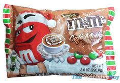 Cafe Mocha Milk Chocolate M&M's