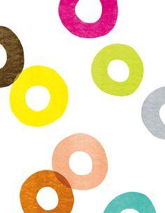 Beautiful dots / Jolis pois, Kazuaki Yamauchi
