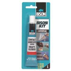 Lepidlo Bison Kit Universal, 50 ml Bison, Adhesive, Kit