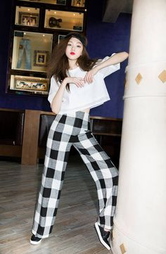 How To Get Affordable Fashion Clothing For Unbelievable Prices New Teen Fashion, Tall Girl Fashion, Korean Girl Fashion, Ulzzang Fashion, Ulzzang Style, Kpop Outfits, Girl Outfits, Fashion Outfits, Women's Fashion